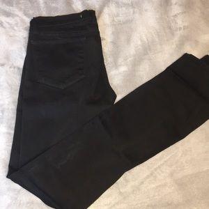 J Brand Jeans - J Brand barely worn black skinny jeans.